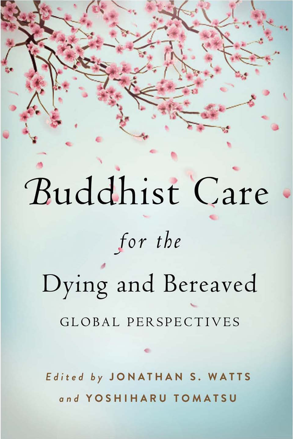 BuddhistCareForTheDying cover